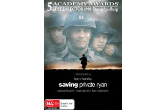 Saving Private Ryan DVD Region 4