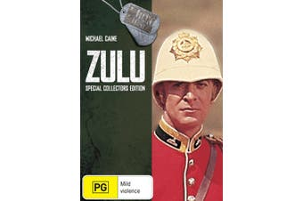 Zulu DVD Region 4