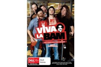 Viva La Bam Season 1 DVD Region 4