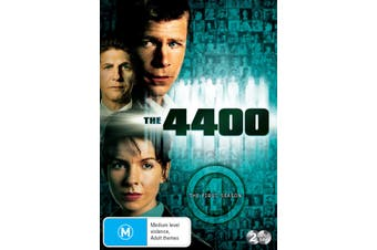The 4400 The First Season 1 DVD Region 4