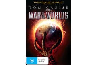 War of the Worlds DVD Region 4