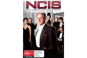 NCIS The Third Season 3 DVD Region 4