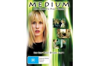 Medium The First Season 1 DVD Region 4