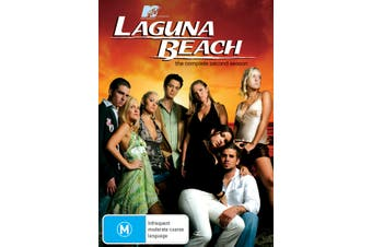 Laguna Beach The Complete Second Season 2 Box Set DVD Region 4