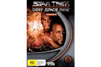 Star Trek Deep Space Nine Series 4 DVD Region 4