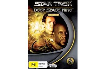 Star Trek Deep Space Nine Series 6 DVD Region 4