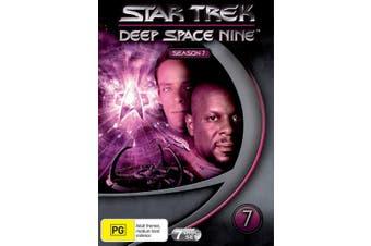 Star Trek Deep Space Nine Series 7 DVD Region 4