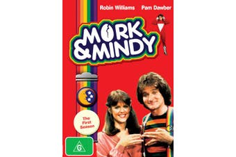 Mork and Mindy The First Season 1 Box Set DVD Region 4
