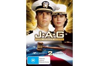 JAG The Complete Second Season 2 DVD Region 4
