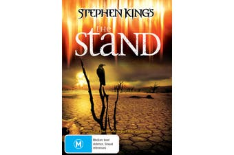 Stephen Kings the Stand DVD Region 4