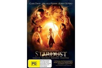 Stardust DVD Region 4
