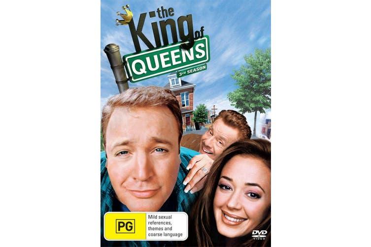 The King of Queens 3rd Season DVD Region 4