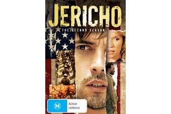 Jericho Season 2 DVD Region 4