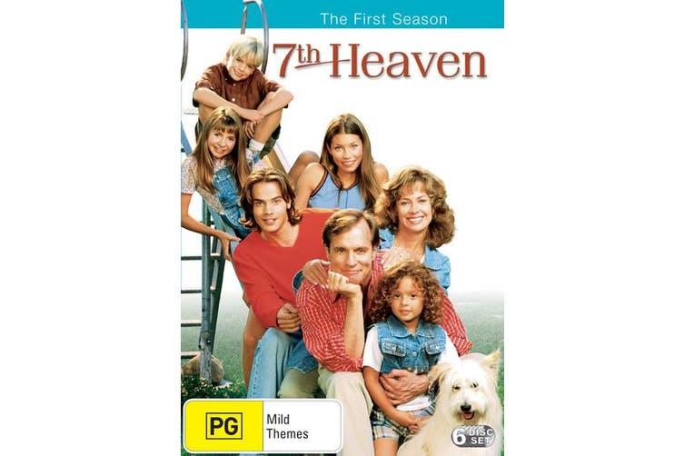 7th Heaven Season 1 DVD Region 4