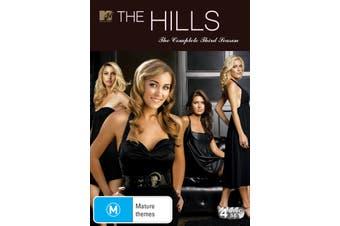 The Hills The Complete Third Season 3 Box Set DVD Region 4