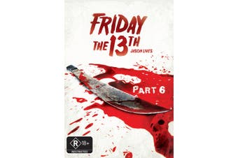 Friday the 13th Part 6 DVD Region 4