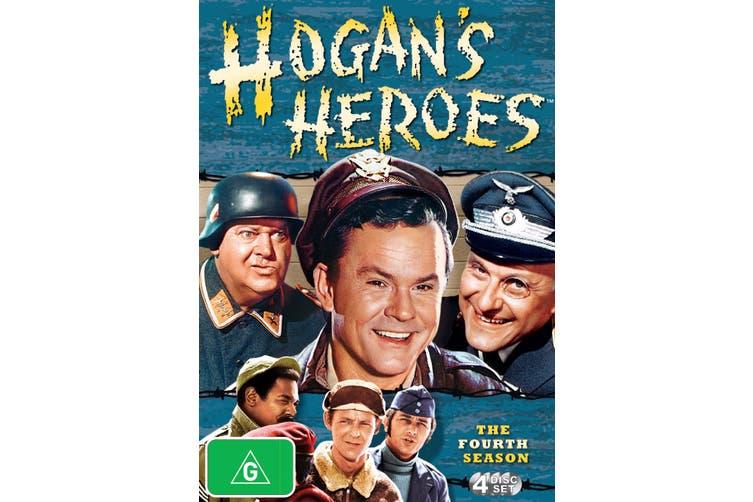 Hogans Heroes Season 4 DVD Region 4