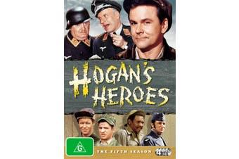 Hogans Heroes Season 5 DVD Region 4