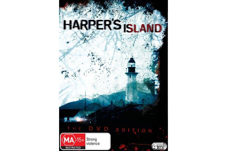 Harpers Island Complete Season 1 DVD Region 4