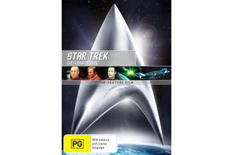 Star Trek 7 Generations DVD Region 4
