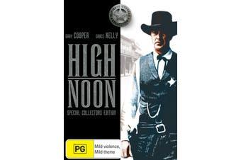 High Noon DVD Region 4