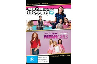 Angus Thongs and Perfect Snogging / Mean Girls DVD Region 4