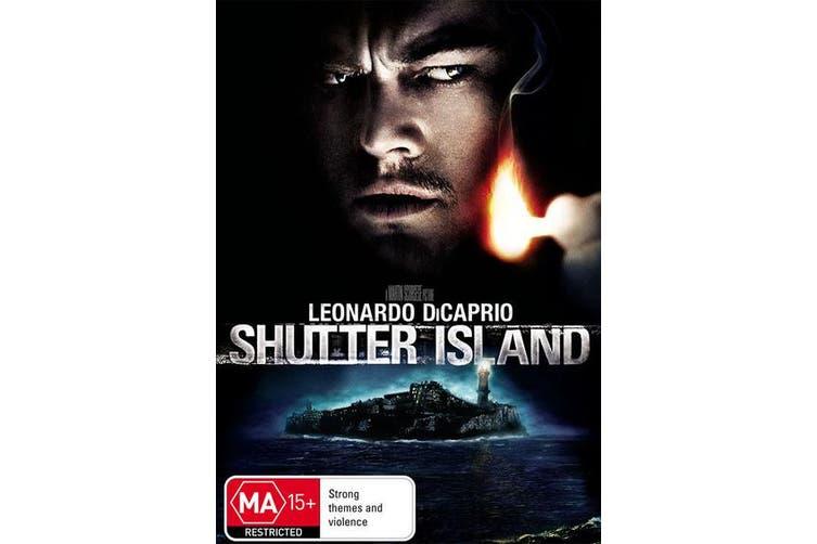 Shutter Island DVD Region 4