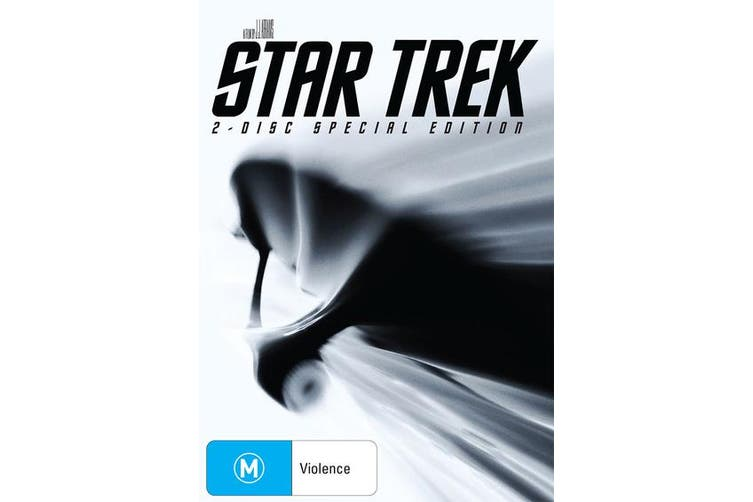 Star Trek Special Edition DVD Region 4
