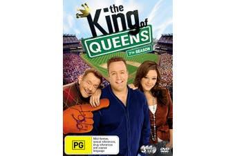 The King of Queens 7th Season DVD Region 4