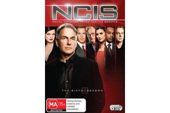 NCIS The Sixth Season 6 DVD Region 4