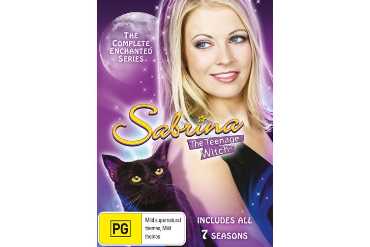 Sabrina the Teenage Witch The Complete Series Box Set DVD Region 4