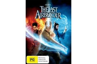 The Last Airbender DVD Region 4