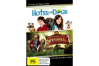 Hotel for Dogs / The Spiderwick Chronicles DVD Region 4