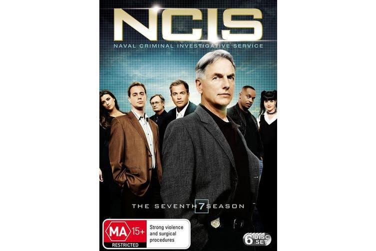 NCIS The Seventh Season 7 DVD Region 4