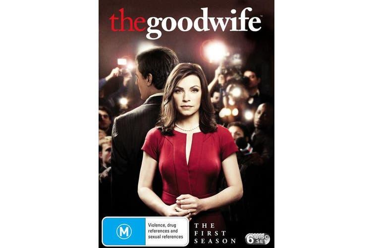The Good Wife Season 1 DVD Region 4
