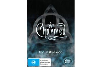 Charmed Season 1 DVD Region 4