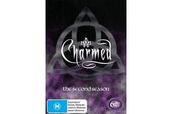 Charmed Season 2 DVD Region 4
