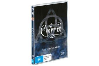 Charmed Season 3 DVD Region 4