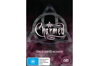 Charmed Season 4 DVD Region 4