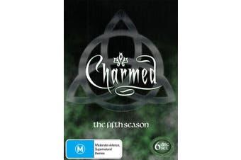 Charmed Season 5 DVD Region 4