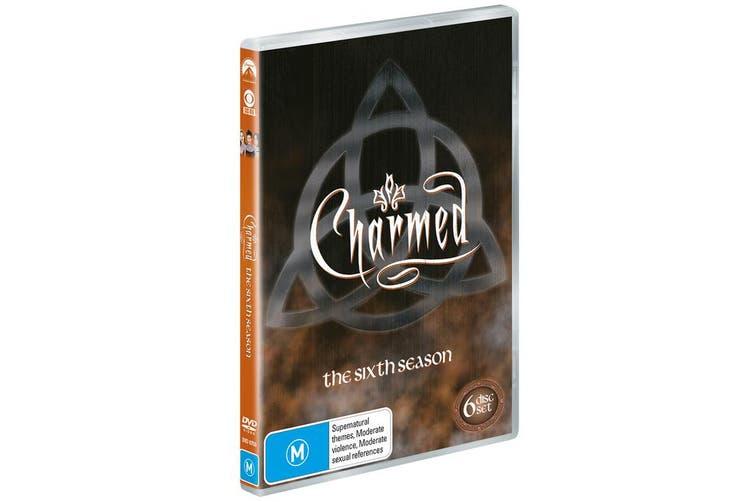 Charmed Season 6 DVD Region 4