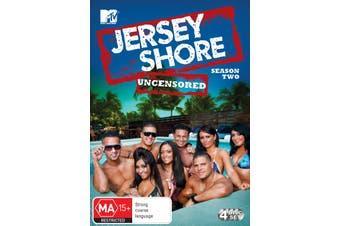 Jersey Shore Season 2 DVD Region 4