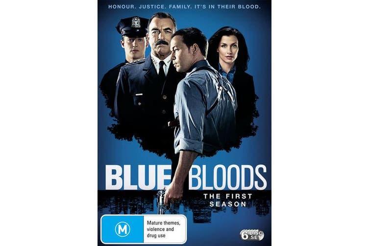Blue Bloods The First Season 1 DVD Region 4