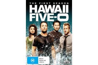 Hawaii Five 0 The First Season 1 DVD Region 4