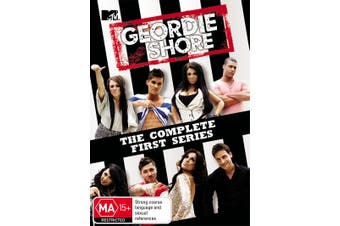 Geordie Shore The Complete First Series 1 DVD Region 4