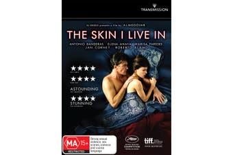 The Skin I Live In DVD Region 4