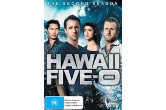 Hawaii Five 0 The Second Season 2 DVD Region 4