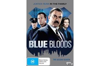 Blue Bloods The Second Season 2 DVD Region 4