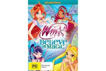 Winx Club Believe in Magic DVD Region 4