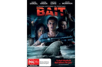 Bait DVD Region 4